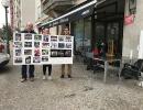 LAS FOTOGRAFÍAS SE EXPONEN EN LA CAFETERÍA OLABERRIA