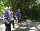 OLABERRIA Y MUGARRILUZE PREPARAN LA VISITA GUIADA DE ESTE AÑO